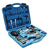 Herramienta de ajuste del motor, herramienta de bloqueo, correa dentada, juego de herramientas para cambio de cadena de distribución