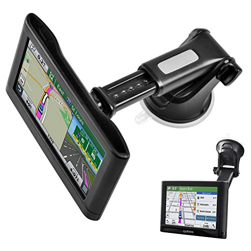 GPS Suction Cup Mount for Garmin [Quick Extension...