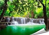 PMP-4life Décoration Murale Cascade en Thaïlande murale Décoration Murale image...