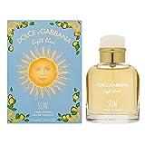 Dolce & Gabbana Light Blue Sun Pour Homme Edt Vapo, 75 Ml