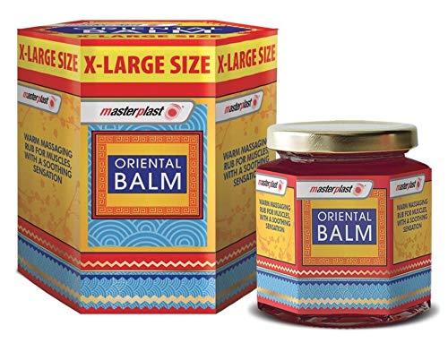 Masterplast Bálsamo oriental extragrande, alivio muscular y comodidad, 100 g