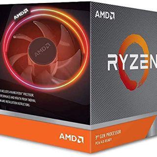 (Renewed) AMD 3rd Gen Ryzen 9 3900X Desktop Processor 12 Cores up to 4.6GHz 70MB Cache AM4 Socket (100-100000023BOX)