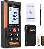 Télémètre Laser 40m, Tacklife Metre Laser, Ecart 1.5mm, Calcule Distance...