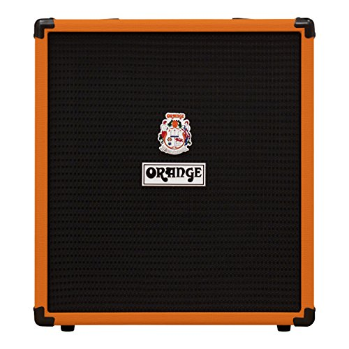 Orange Crush Bass 50 watt Bass Guitar Amp Combo, Orange