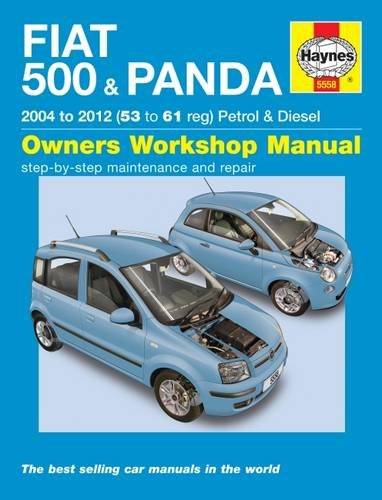 Fiat 500 & Panda Petrol & Diesel 04-12
