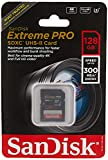 Sandisk Carte mémoire SDXC 128Go Extreme Pro UHS-II