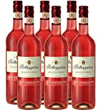 Rotkäppchen Qualitätswein Dornfelder Rosé halbtrocken (6 x 0.75 l)