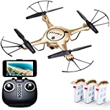 Force1 Drones with Camera for Adults and Kids - X5UW RC Quadcopter...