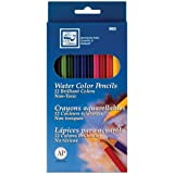 Loew Cornell 993A Watercolor Pencils pack of 12