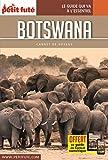 Guide Botswana 2017 Carnet Petit Futé