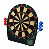 Franklin Sports Electronic Dartboard — Ready to Play Digital...