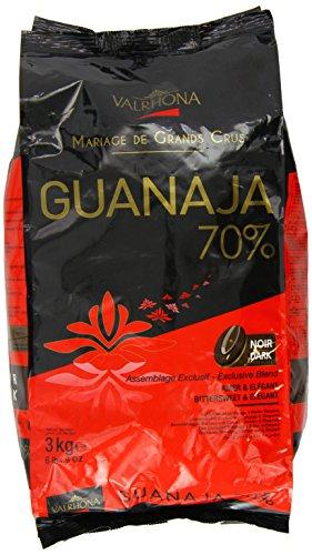 Valrhona Dark Chocolate - 70% Cacao - Guanaja