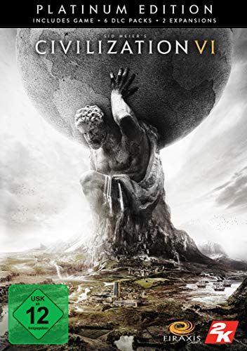 Sid Meier's Civilization VI Platinum Edition | PC Code - Steam