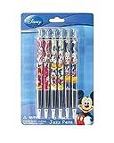 Disney Mickey Mouse 6 Pack Jazz Pen