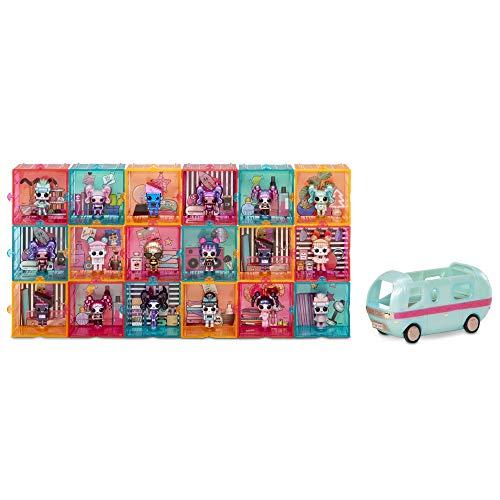Image 10 - L.O.L. Surprise, Tiny Toys - Coffret 5 Surprises dont 1 tiny 1,5cm, Accessoires, pièce de Glamper, Fonction Eau Surprise, Modèles Aléatoires à Collectionner, Jouet pour Enfants dès 3 Ans, LLUB5