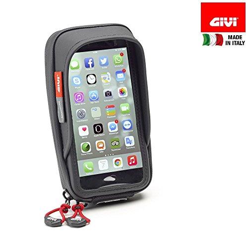wasserdichte Smartphone-Halterung Givi S957B für den Motorradlenker, geeignet für iPhone/Galaxy