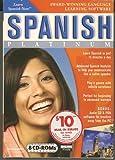 Spanish Platinum Award-winning Language Learning Software