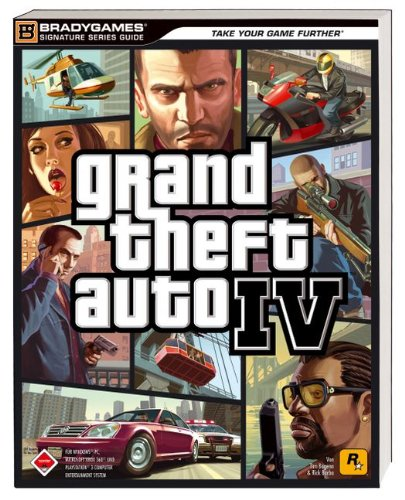 Grand Theft Auto IV (alle Systeme)