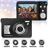Appareil Photo Numérique Appareil Photo 30MP 2,7 Pouces TFT LCD 8X Zoom...