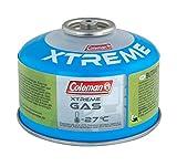 COLEMAN C100 Xtreme Cartouche de Gaz Mixte, Vert, XS