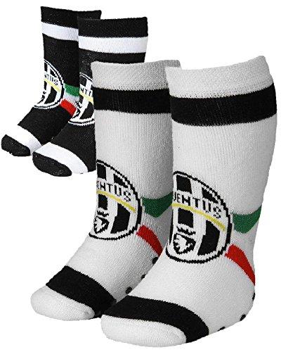 Proctor Srl Calze Antiscivolo Juve Bambino Ragazzo Juventus abbigliamento squadre *01884-24-27