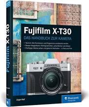 Bildqualität Buch zur X-T30