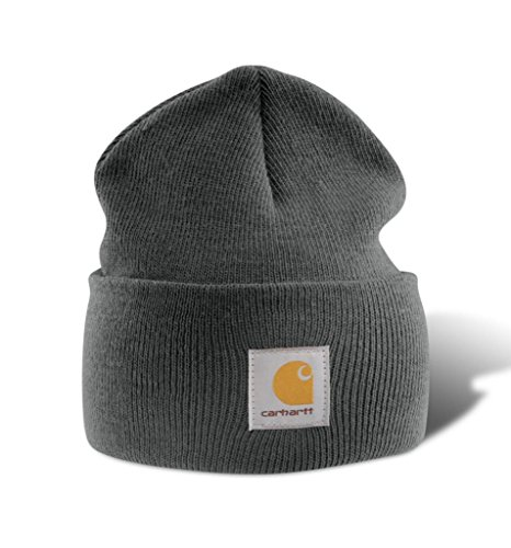 Carhartt, Guarda Lavoro Cappello Bonnet, Un Formato, fon Grigio, B00310HQLM