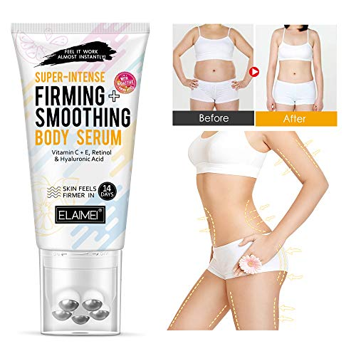 Hot Cream Massage Gel, Fat Burning Cream, Slimming Cream with Multi- ball, Cellulite Tightening Cream (120g) 1