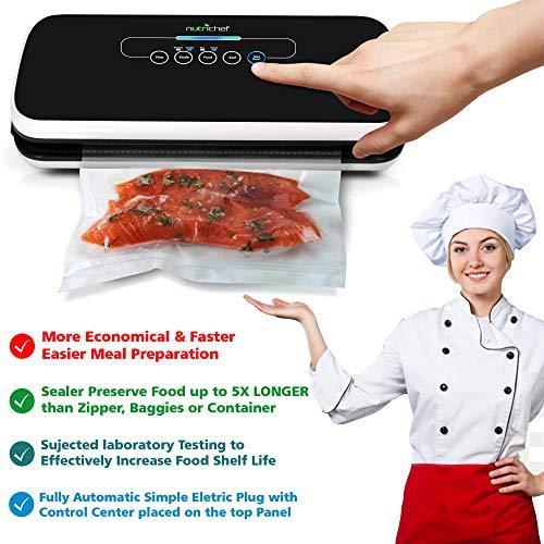 Product Image 2: NutriChef Vacuum Sealer