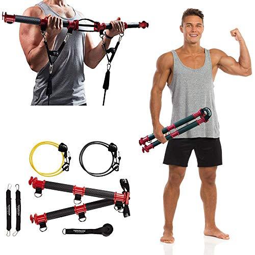 TENSION TONER - Foldable Workout Bar