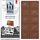 Milkboy Swiss Chocolates - Alpine Milk Chocolate Bars (5 Pack)