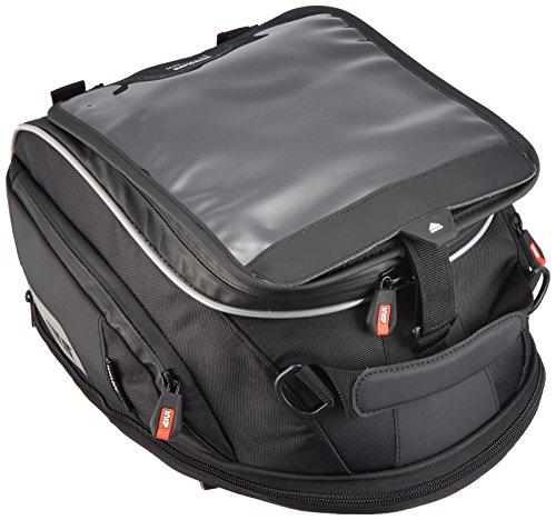 GIVI (ジビ) タンクバッグ 15L タブレットホルダー付き タンクロックシリーズ XS307 93803