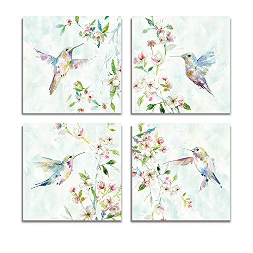 WEXFORD HOME Flower Spring Collection Canvas