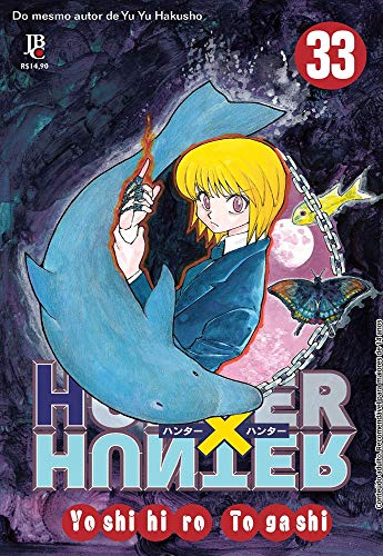 Hunter X Hunter - Volume 33