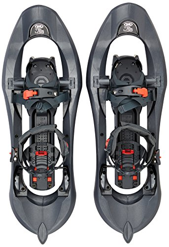 TSL 438 Up & Down Grip Racchetta da Neve, Grigio (Dark Grey), 60 kg - 120 kg