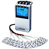 Electroestimulador muscular TENS & EMS STIM-PRO X9+ - 4 canales - axion