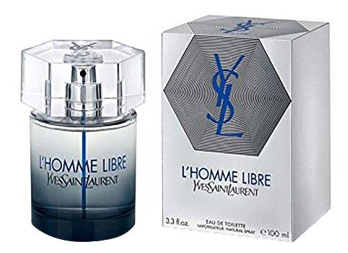 Yves Saint Laurent L'Homme Libre Eau De Toilette...