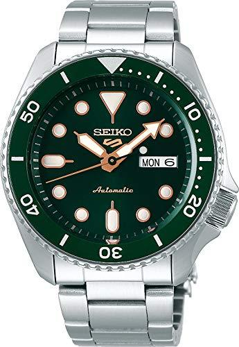 Reloj Seiko para Hombre, Turquesa, Sport, 3K1