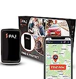 PAJ GPS Allround Finder GPS Tracker Version 2019 - Finder Live-Ortung Peilsender für Objekte, KFZ, Personen, Tiere mit App