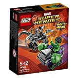 LEGO - 76066 - Marvel Super Heroes - Jeu de Construction - Mighty Micros : Hulk...