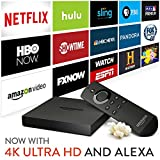 Amazon Fire TV with 4K Ultra HD (Electronics)