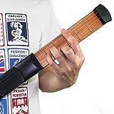 Yafine R26Outil guitare de poche pratique en bois avec cordes,...