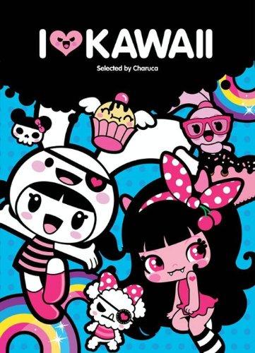 I love kawaii (english edition)