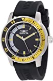 Invicta Men's 12846 'Specialty' Stainless Steel Watch with Black Band