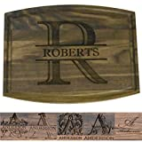 Brew City Engraving - Custom Personalized Engraved Bamboo Cutting Board - Wedding, Anniversary, Graduation, Housewarming, Closing, Realtor Mother's Day, Fathers Day Gift / Present for Cooks & Chefs