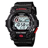 G7900 200M Water Resistant G-Shock Rescue Digital Sports Watch - Black