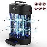 VIFLYKOO Lampe Anti-Moustique,UV LED Tue Mouches Destructeur D' Insectes...