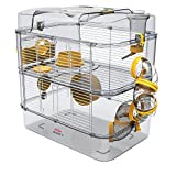 Zolux Cage pour Hamster, Souris, Gerbille ''RODY 3'' Duo