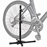 ZPARIK Bike Stand Indoor Storage Bicycle Stand, Simple Bike Holder Repair Stands Floor Parking Rack for Maintenance, Space Saving Portable Bike Rack for Garage, A Good Choice for Home Bikes Storage
