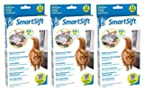 (3 Pack) Catit Design Liner for Sifting Cat Pan Base - 12 Liners per Pack